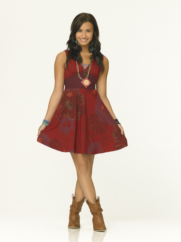 Demi Lovato - Camp Rock 2: The Final Jam promoshoot (2010)