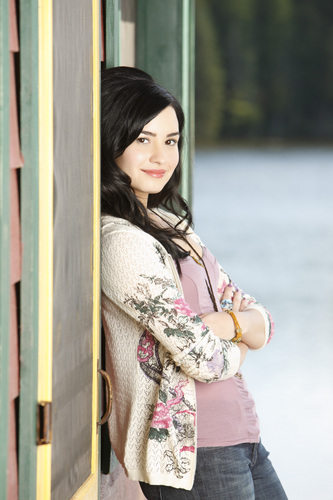 Demi Lovato - Camp Rock 2: The Final jam, jamu promoshoot (2010)