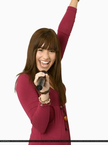 Demi Lovato - Camp Rock promoshoot (2008)