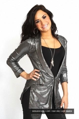 Demi Lovato - D Hallman 2010 for Pop Star magazine photoshoot - anichu90 photo