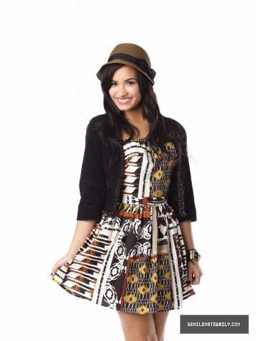 Demi Lovato - J Russo 2009 for J-14 magazine photoshoot