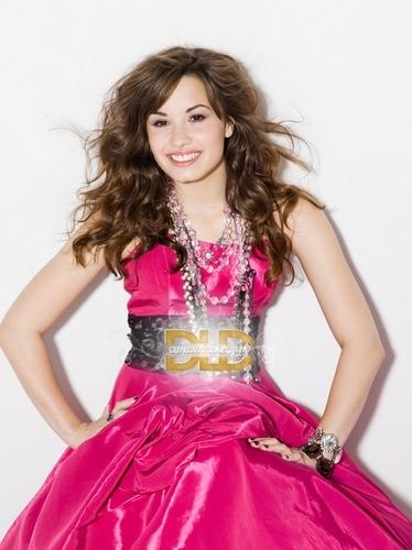 Demi Lovato - K Willardt 2008 for Seventeen Prom magazine photoshoot