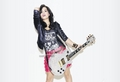 Demi Lovato - L Strickland 2009 for Sugar magazine photoshoot