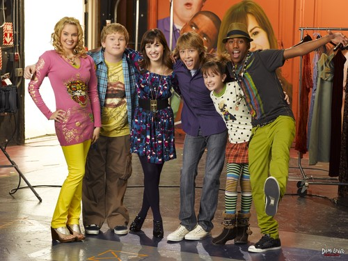 Demi Lovato - Sonny With A Chance Season 1 promoshoot (2009)