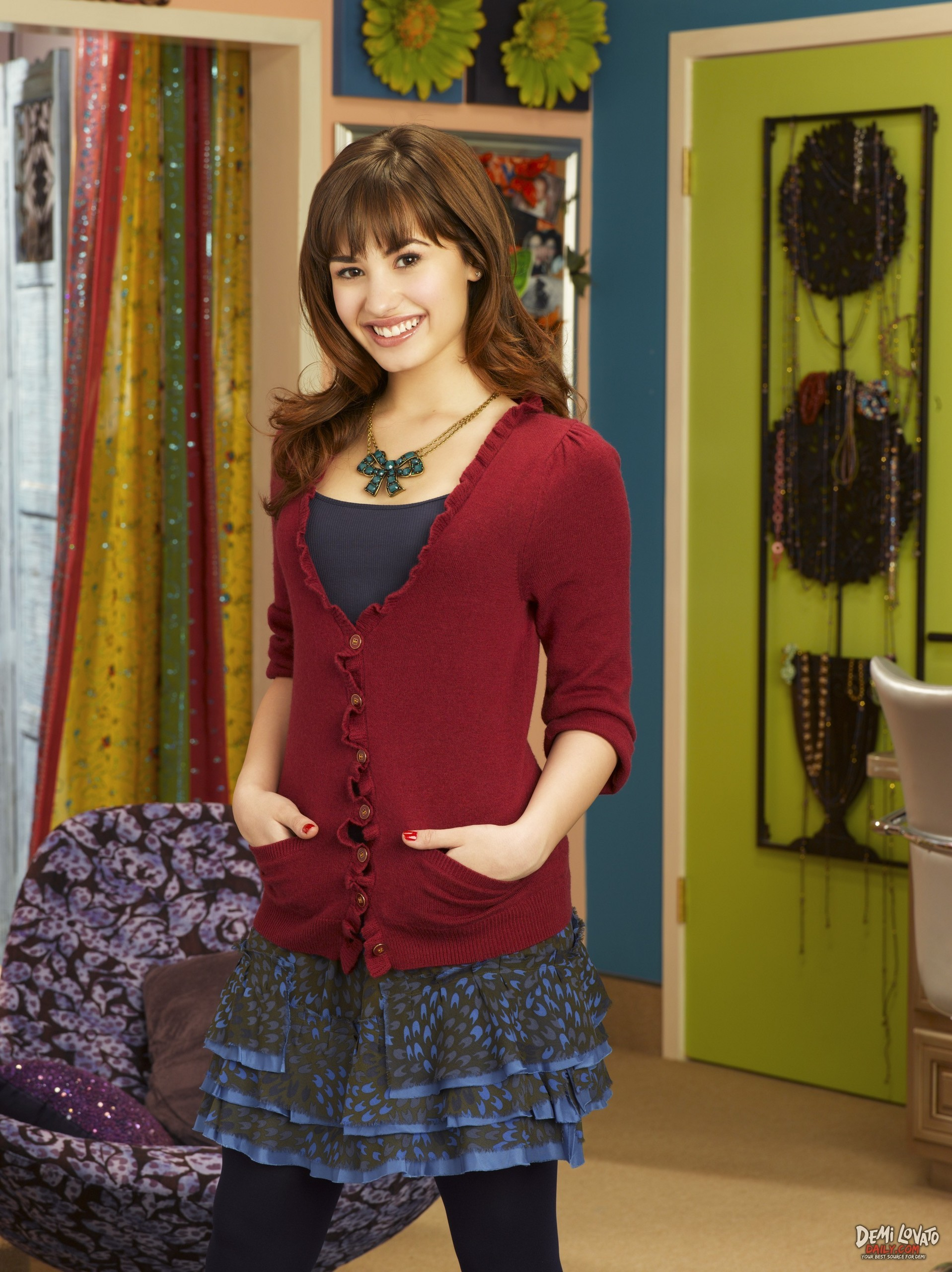 Demi Lovato Sonny With A Chance Season 1