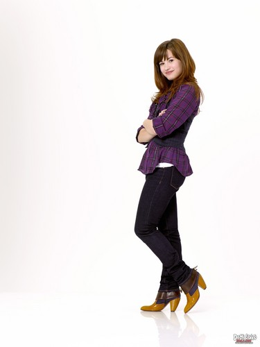 Demi Lovato - Sonny With A Chance Season 1 promoshoot (2009)
