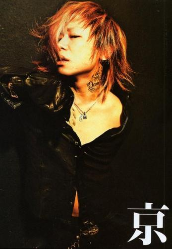 Kyo - dir-en-grey Photo