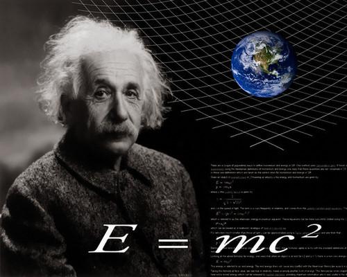 Einstein <3 <3