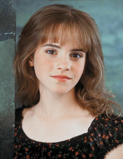 Emma Watson - Photoshoot #004: The Potter Collection (2001)