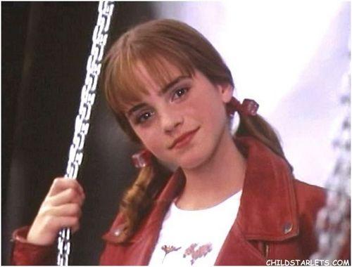 Emma Watson - Photoshoot #005: Emma Watson shoot (2001)