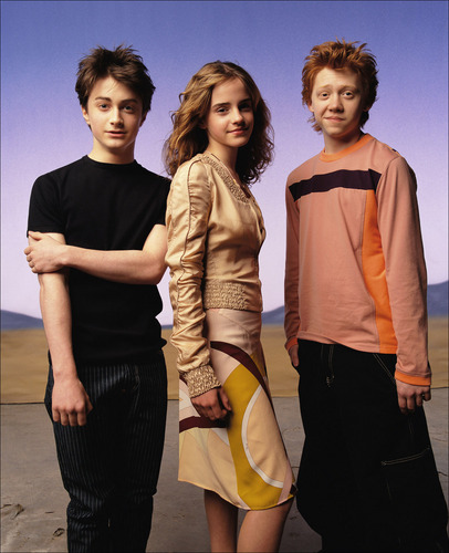 Emma Watson - Photoshoot #016: Vanity Fair (2004)