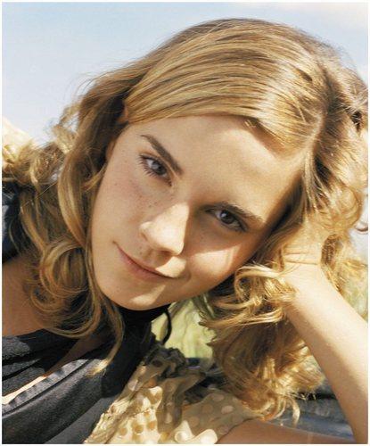 Emma Watson - Photoshoot #022: Elle Girl (2005)