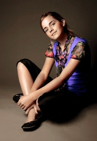 Emma Watson - Photoshoot #023: Women's Wear Daily (2005)