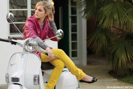 Emma Watson - Photoshoot #031: Instyle UK (2007)