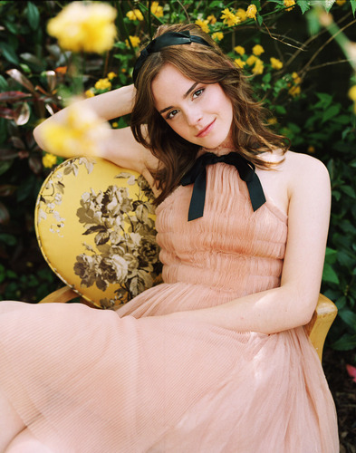 Emma Watson - Photoshoot #037: Bravo (2007)