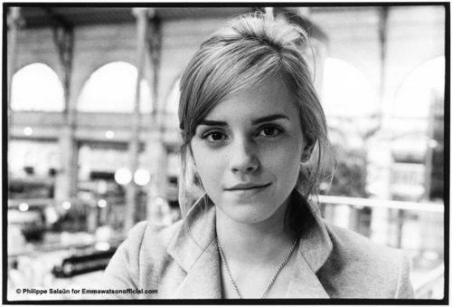Emma Watson - Photoshoot #038: Philipe Salaün (2007)