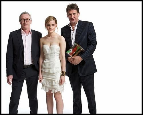 Emma Watson - Photoshoot #039: Empire Awards (2008)