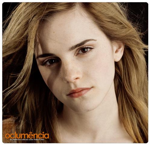 Emma Watson - Photoshoot #040: WB Headshoot (2008)