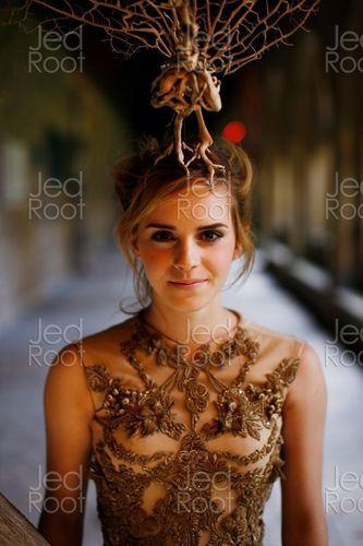 Emma Watson - Photoshoot #041: Harper's Bazaar (2008)