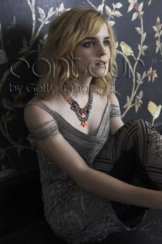 Emma Watson - Photoshoot #043: Flare (2008)