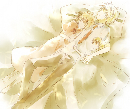 England/Liechtenstein~ - hetalia-couples Photo