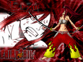 fairy-tail - Erza wallpaper