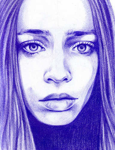Fiona Apple wallpaper possibly with a portrait titled Fiona Apple's Face