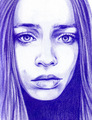 Fiona Apple's Face - fiona-apple fan art