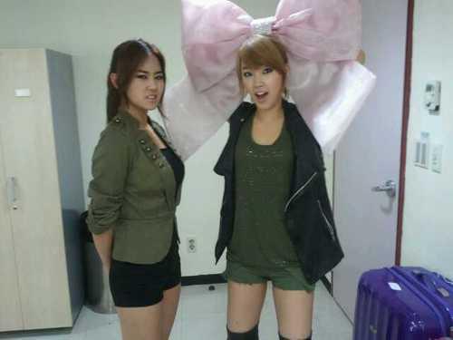 Gayoon & Jiyoon