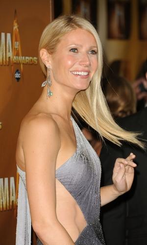 Gwyneth Paltrow hình nền possibly containing a portrait titled Gwyneth @ 44th Annual CMA Awards
