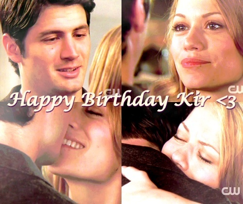 Happy Birthday Kir ! <3