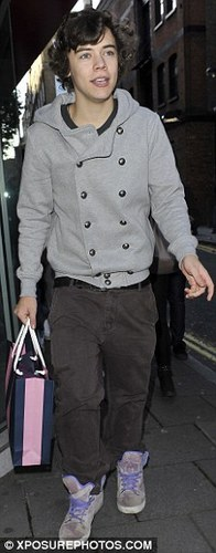Harry Ou & About Shopping :) x