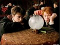 Harry Potter & The Prisoner of Azkaban - fred-and-hermie screencap