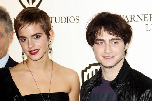 Harry Potter and the Deathly Hallows Part One Лондон Photocall HQ