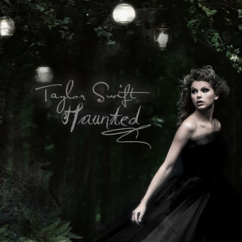 Speak Now wallpaper containing a dinner dress and a gown called Haunted [FanMade Single Cover]