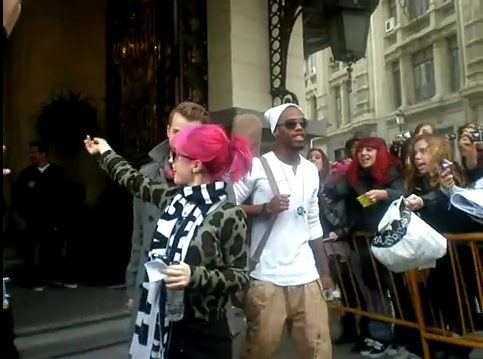 Hayley and BoB Madrid