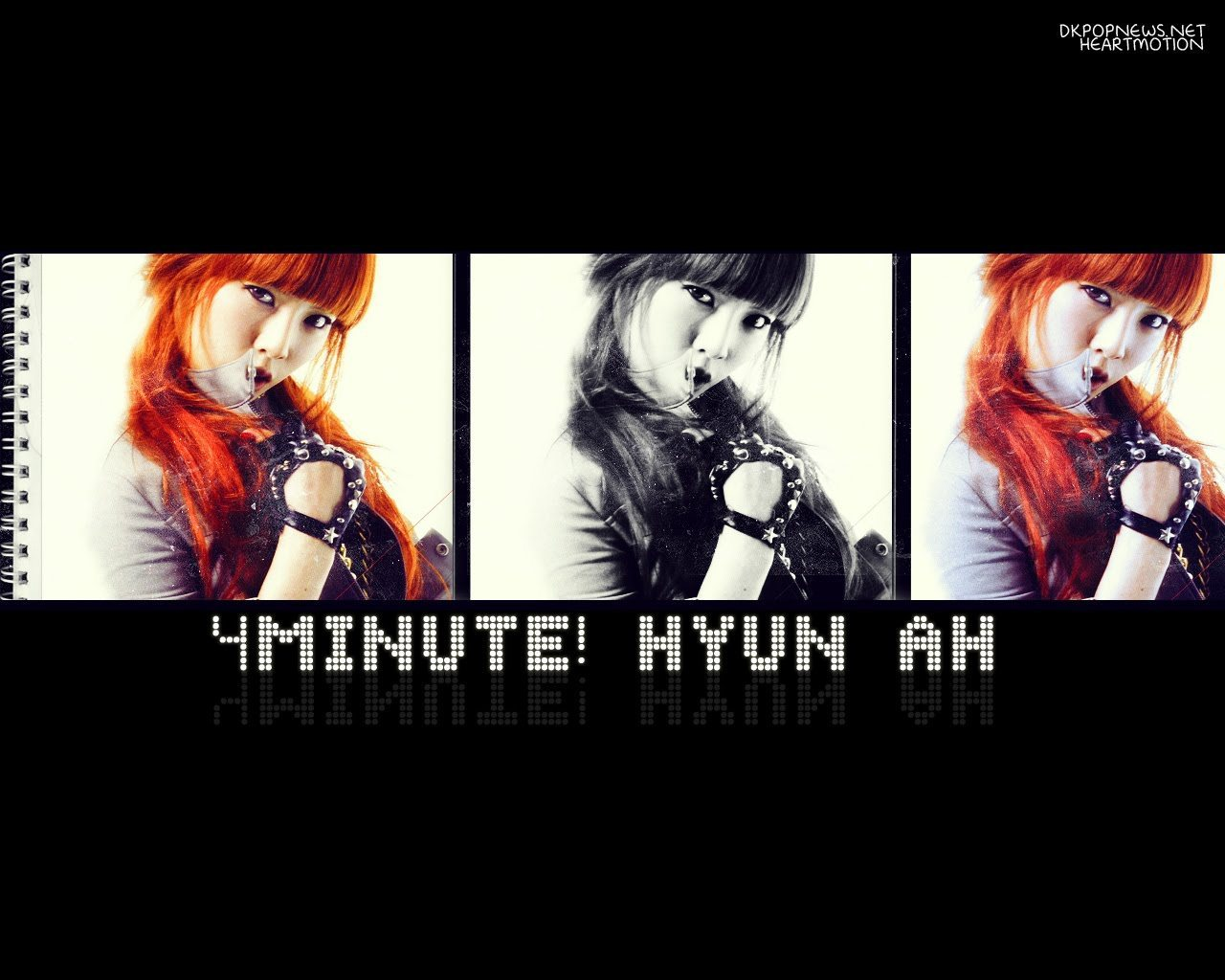 Hyuna - 4minute Wallpaper (16838907) - Fanpop