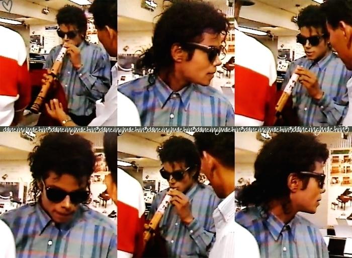 I l'amour toi MICHAEL!!