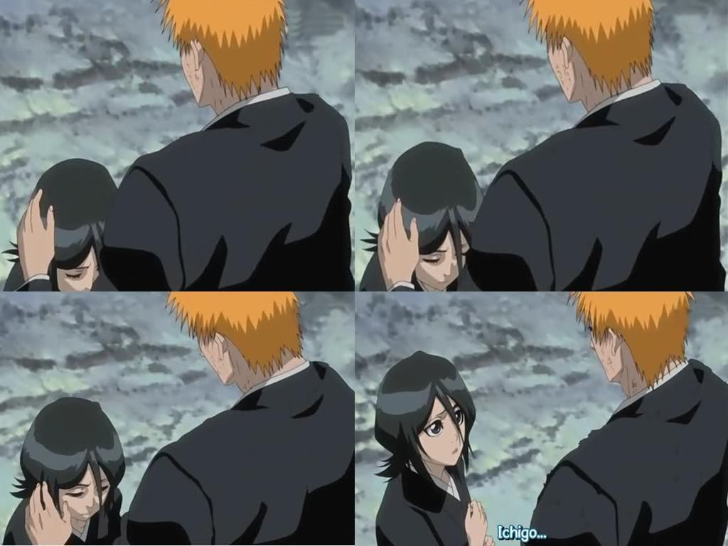 ichigo and rukia kiss - photo #21