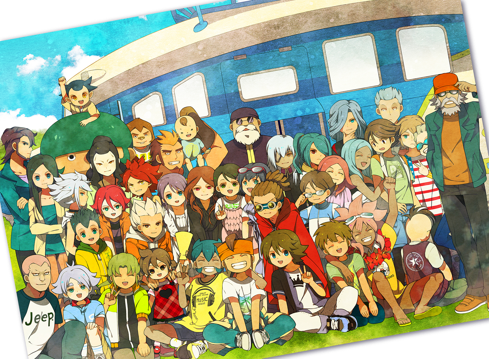 Mini17s Spot Images Inazuma Eleven Hd Wallpaper And Background P Os