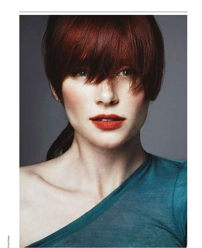 Bryce Dallas Howard پیپر وال possibly with a portrait called Io Donna - Bryce D. Howard