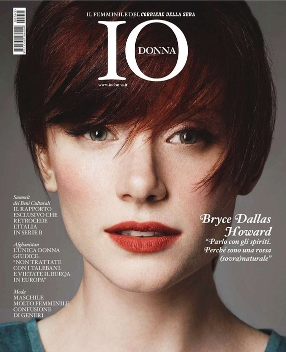 Io Donna - Bryce D. Howard