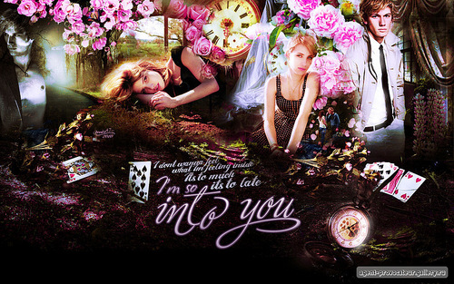 Jace & Clary fondo de pantalla