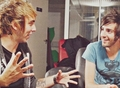Jack & Alex - jack-barakat-and-alex-gaskarth photo