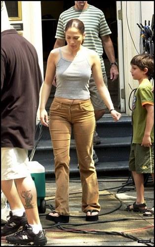 Jennifer Lopez-On the seth