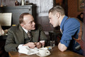 Johnny Torrio & Jimmy Darmody - boardwalk-empire photo