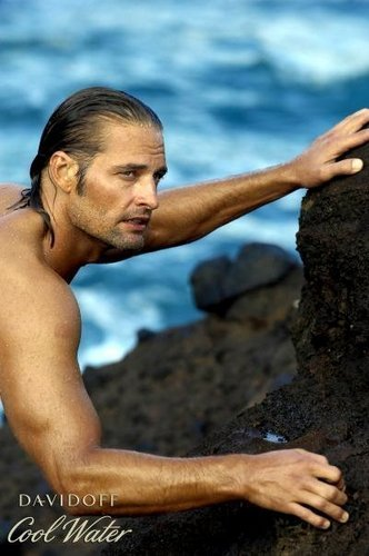 Josh Holloway- Davidoff Cool Water