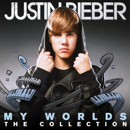 justin bieber my world album artwork. justin bieber my world 2.0