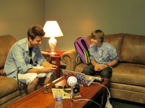 Justin Bieber; My Man! ;)