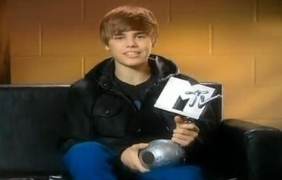 Justin MTV EMAs